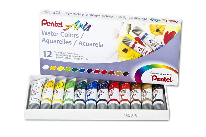 Pentel Watercolour Sets - Wyndham Art Supplies
