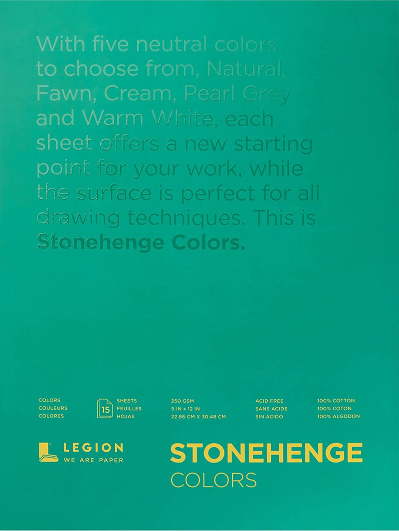 Stonehenge Colours Pads