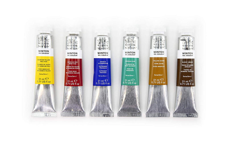 Winsor & Newton Winton Oil Intro Set - Wyndham Art Supplies