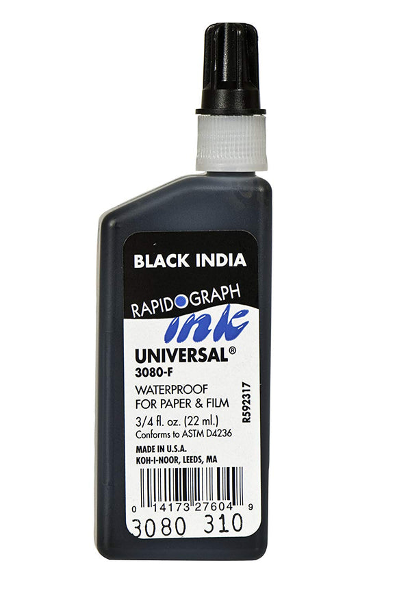 Universal Drawing Ink - Wyndham Art Supplies