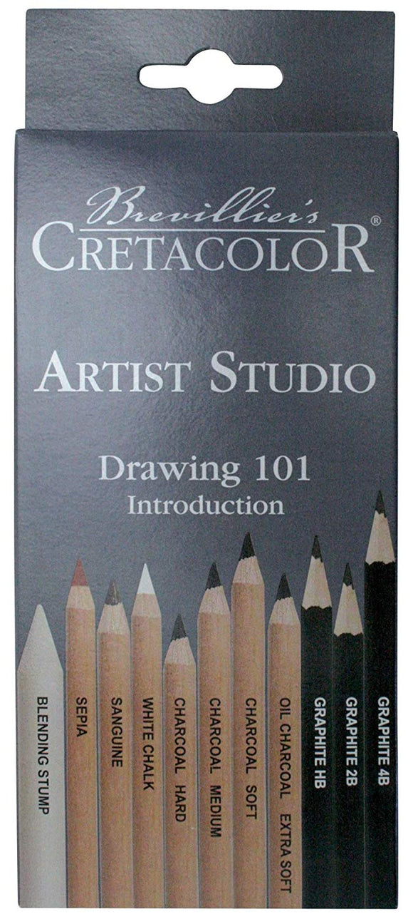 Cretacolor Drawing 101 - Wyndham Art Supplies