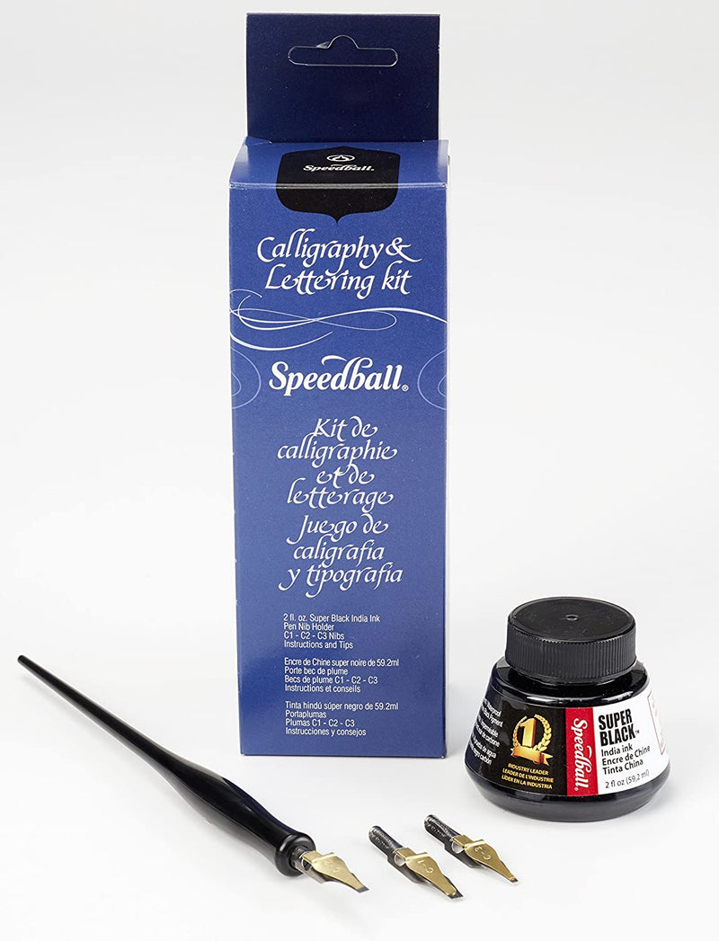 Speedball Calligraphy & Lettering Kit