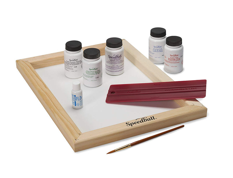 Speedball Fabric Screenprinting Tool Kit - Wyndham Art Supplies
