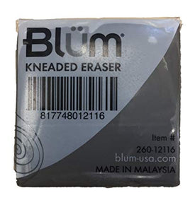 Blum Kneaded Eraser - Wyndham Art Supplies