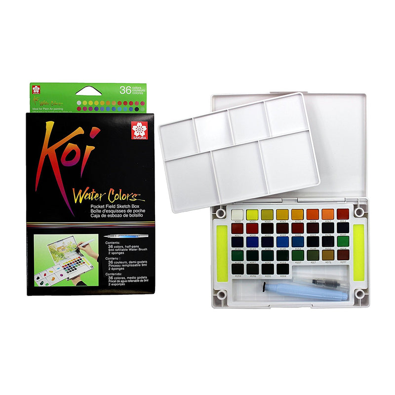 Koi Watercolour Sets - Wyndham Art Supplies