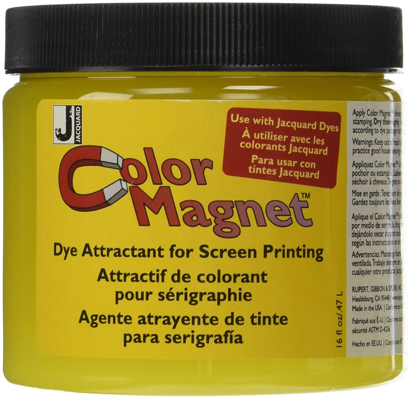 Jacquard Color Magnet 16oz - Wyndham Art Supplies