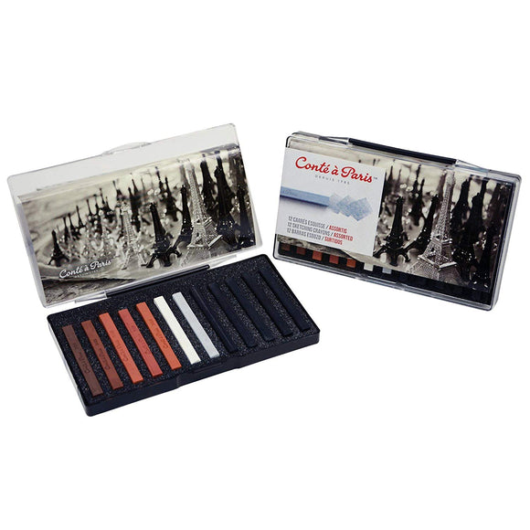 Conte Stick Sets - Wyndham Art Supplies