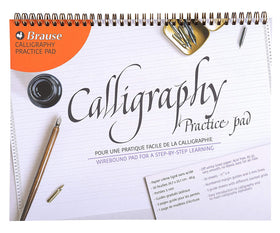 Brause Calligraphy Pads - Wyndham Art Supplies