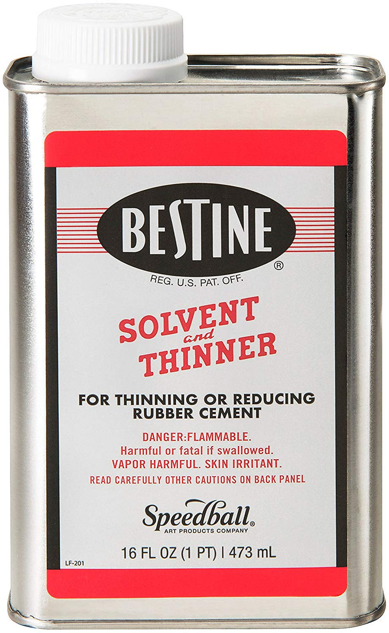 Bestine Rubber Cement Sol&Thin - Wyndham Art Supplies