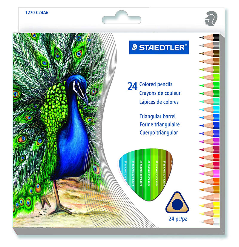 Staedtler Coloured Pencils - Wyndham Art Supplies