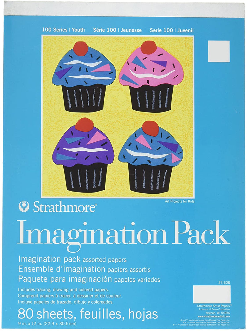 Kids Imagination Pack 9x12 - Wyndham Art Supplies