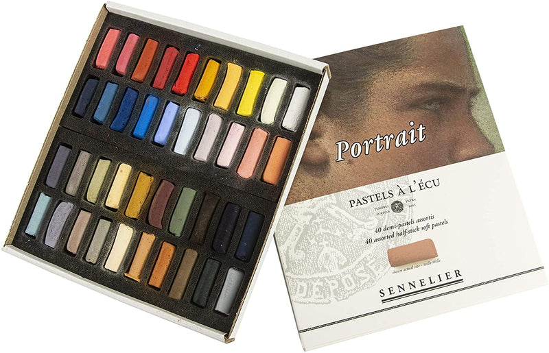 Sennelier Soft Pastel Sets - Wyndham Art Supplies