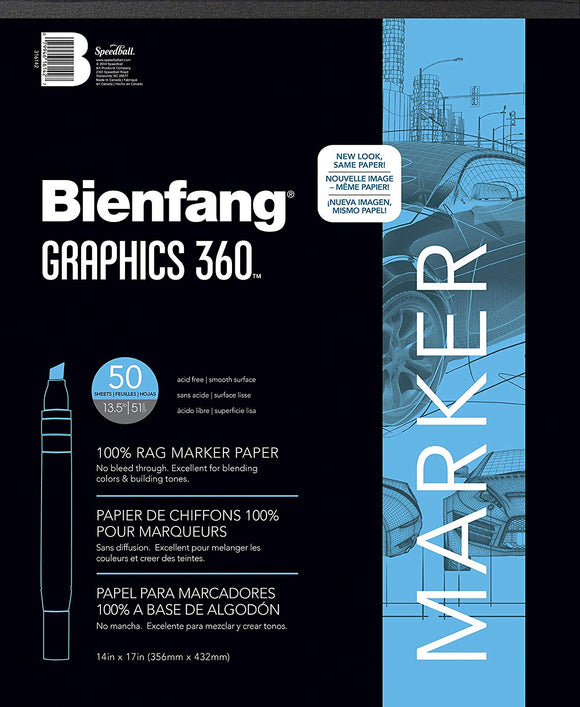 Bienfang Graphics 360 Pads - Wyndham Art Supplies