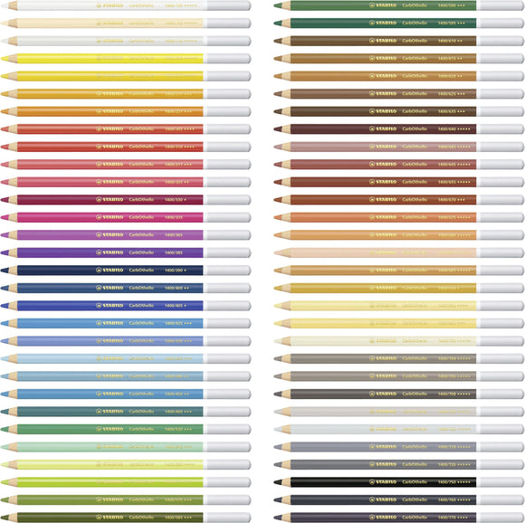 Carbothello Pastel Pencils - Wyndham Art Supplies