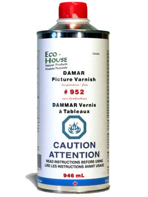 Eco-House Dammar Vanish - Wyndham Art Supplies