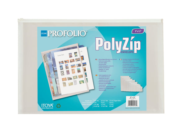 Itoya Polyzip - Wyndham Art Supplies