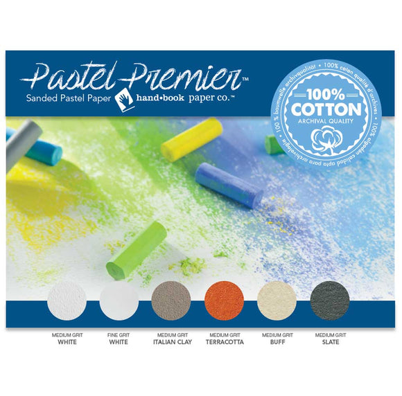 Pastel Premier 9x12 8pk assort - Wyndham Art Supplies