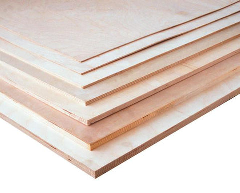 3mm Birch Boards