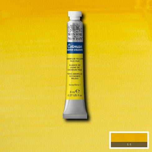 Winsor & Newton Cotman Watercolours - Wyndham Art Supplies