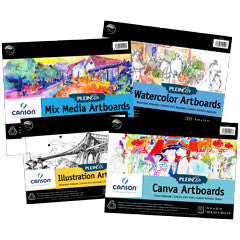 Canson Plein Air Artboards - Wyndham Art Supplies