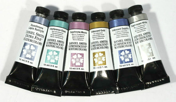 Daniel Smith Luminescent WC - Wyndham Art Supplies