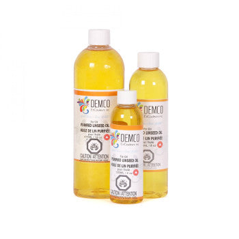 Demco Linseed Oil - Wyndham Art Supplies