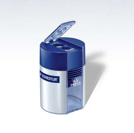 Staedtler Double-hole tub sharpener - Wyndham Art Supplies