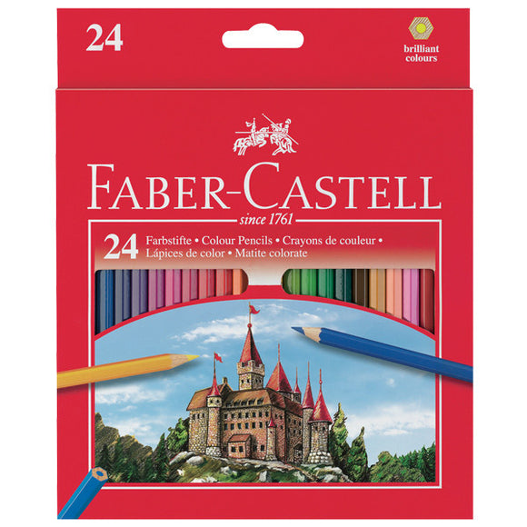 FABER-CASTELL COL PEN BOXES - Wyndham Art Supplies