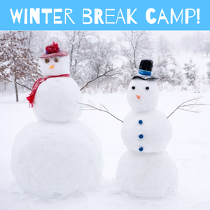 Winter Break Camp: Session B - Wyndham Art Supplies