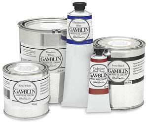 Gamblin Artist Oil Colour150ml - Wyndham Art Supplies