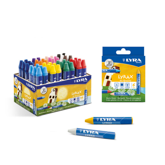 Lyra Wax Giant Crayons