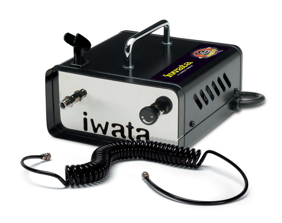 Iwata Jet Airbrush Compressor - Wyndham Art Supplies