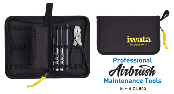 Iwata Pro Maintenance Tools - Wyndham Art Supplies