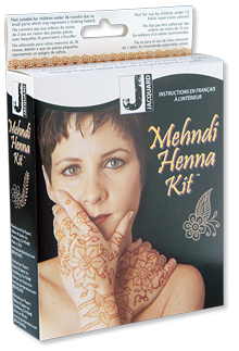 Mehndi Henna Kit - Wyndham Art Supplies