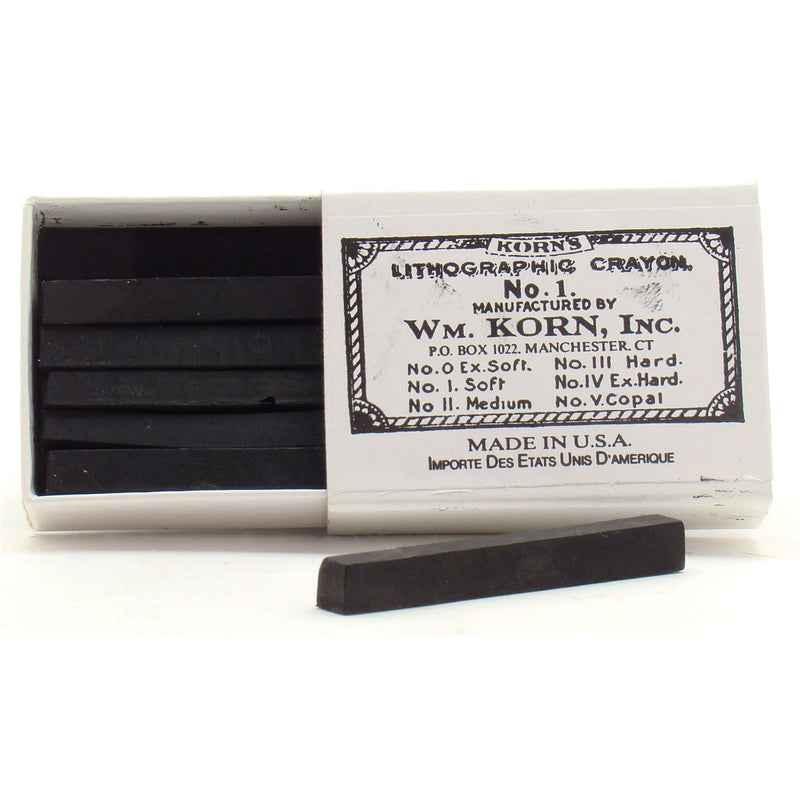 Lithographic Crayons - Wyndham Art Supplies