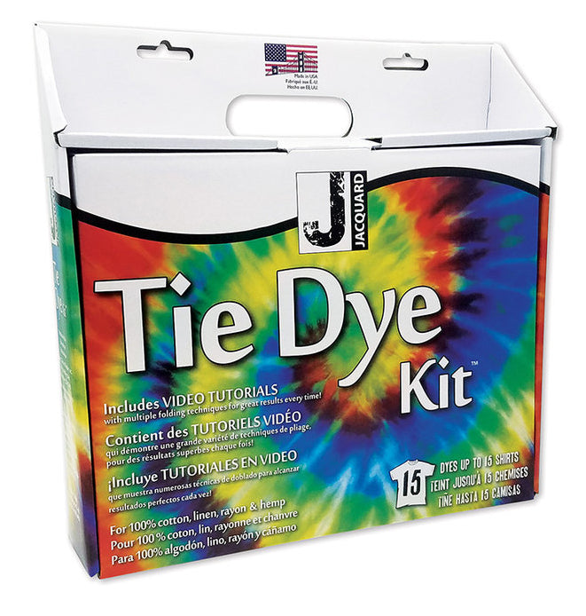 Jacquard Tie Die Kits - Wyndham Art Supplies