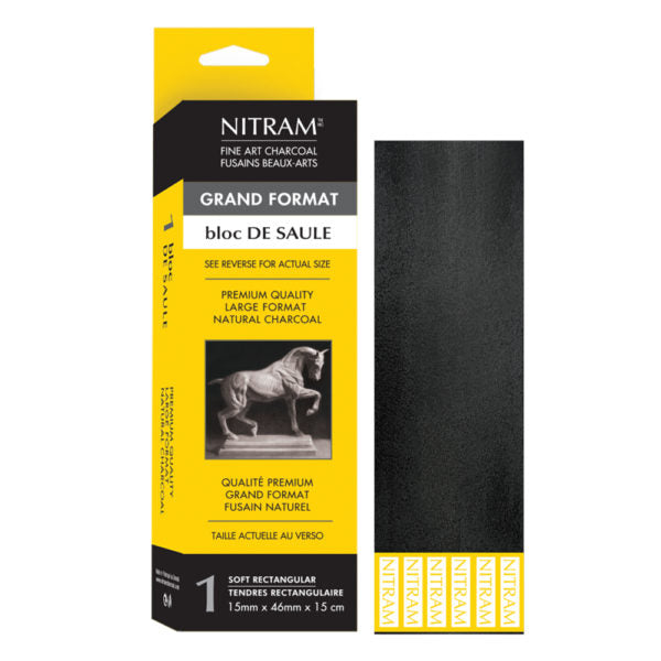 Nitram Soft Grand Format - Wyndham Art Supplies