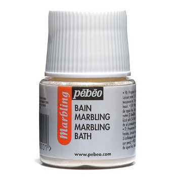 Pebeo Marbling Bath 35g - Wyndham Art Supplies