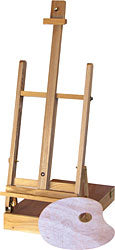 "Easel ""H"" frame box - Wyndham Art Supplies"