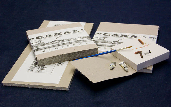 Canal Paper Blocks - Wyndham Art Supplies