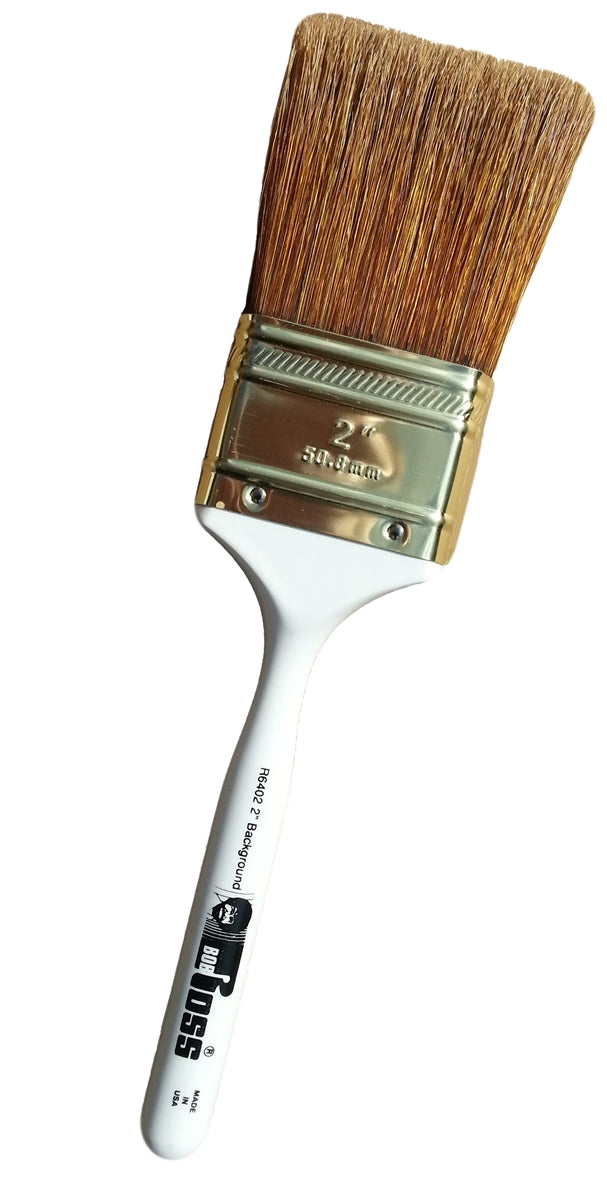 Bob Ross Brushes - Wyndham Art Supplies