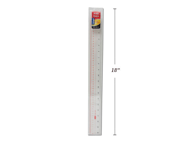 Selectum Acrylic Ruler - Wyndham Art Supplies