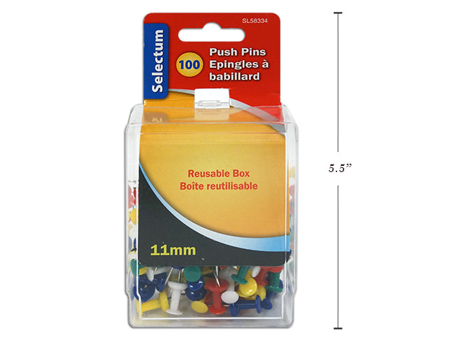 Selectum Push Pins - Wyndham Art Supplies