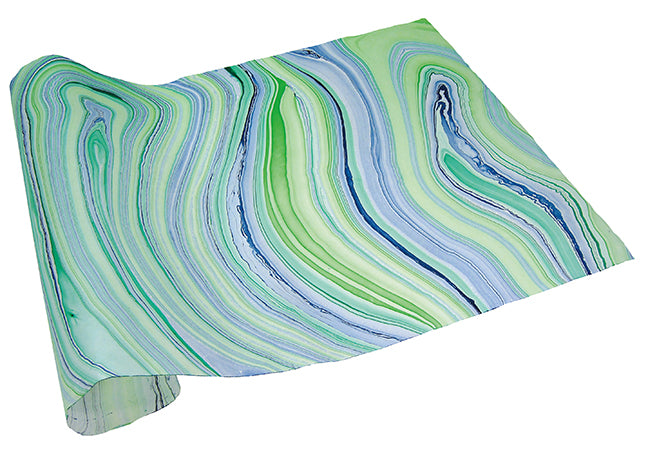 Thai Marbled Paper Sheets - Wyndham Art Supplies