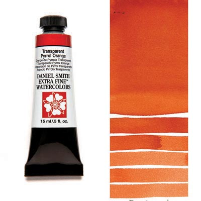 Daniel Smith Watercolours: Yellow, Red & Purple - Wyndham Art Supplies