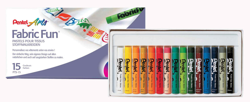 Fabricfun Dye Sticks - Wyndham Art Supplies