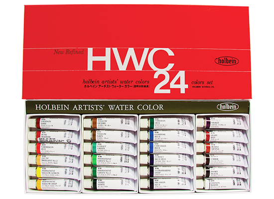 Holbein Watercolour Sets - Wyndham Art Supplies