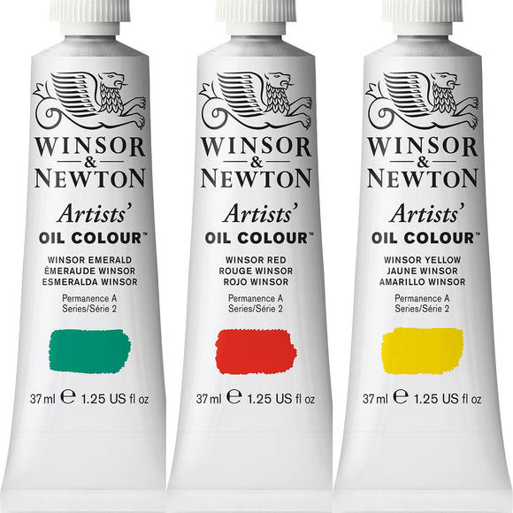 Winsor Newton Artist Oil Paint
