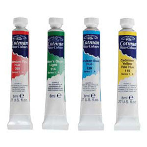 Cotman Watercolours - Wyndham Art Supplies