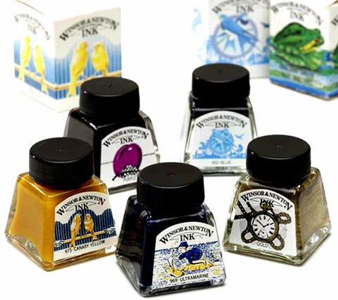 Winsor Newton Drawing Ink